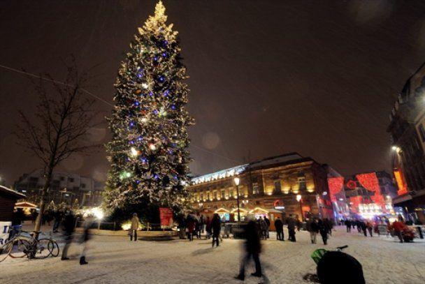 У Європі почалися різдвяні свята