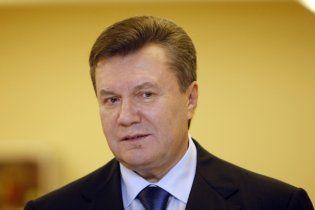 Янукович достроит больницу жены Ющенко