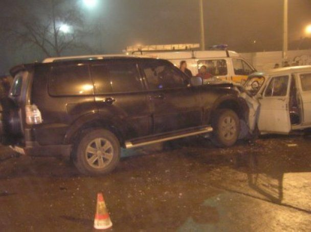 У Маріуполі п'яний водій джипа розчавив трьох людей