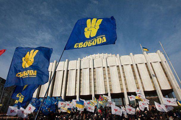 Мітингувальники у Києві відклали протести до наступного року
