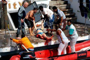 Єгипет запідозрив, що кровожерливих акул підіслали з Ізраїлю