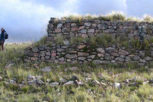 Впервые найдены священные камни инков