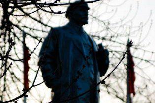 У Росії підірвали пам'ятник Леніну