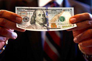 США довелося зупинити друк 100-доларових купюр