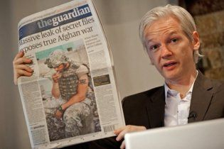 США можуть висунути Ассанжу звинувачення у шпигунстві