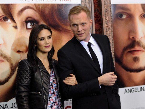"""Депп і Джолі презентували фільм """"Турист"""" у Нью-Йорку"""