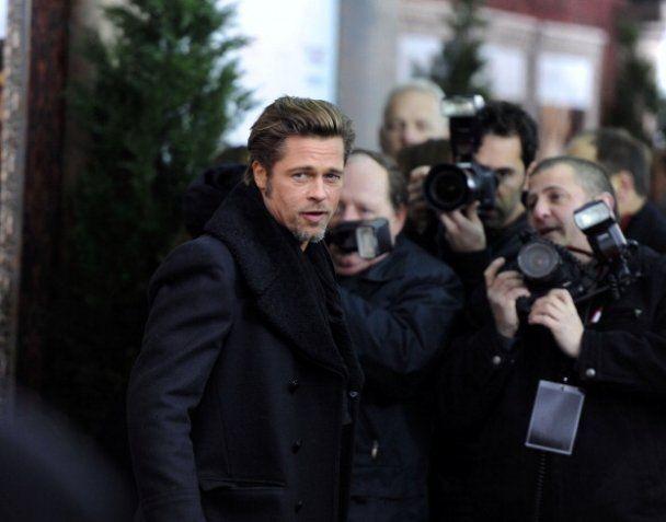 """Депп и Джоли презентовали фильм """"Турист"""" в Нью-Йорке"""