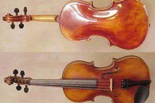 У лондонській закусочній вкрали скрипку Страдіварі