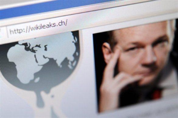 WikiLeaks, Джуліан Ассанж