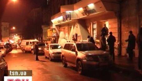 В центре Харькова ограбили ювелирный магазин