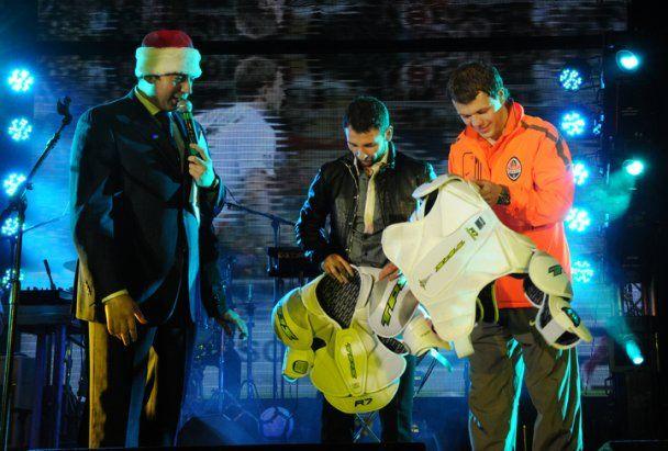 """Як """"Шахтар"""" відсвяткував історичну перемогу у Лізі чемпіонів (фото)"""