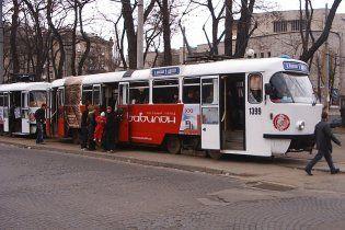 Киевские транспортники из-за долгов грозят Попову забастовкой