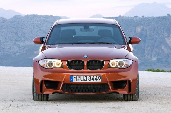 BMW 1-Series M Coupe_2