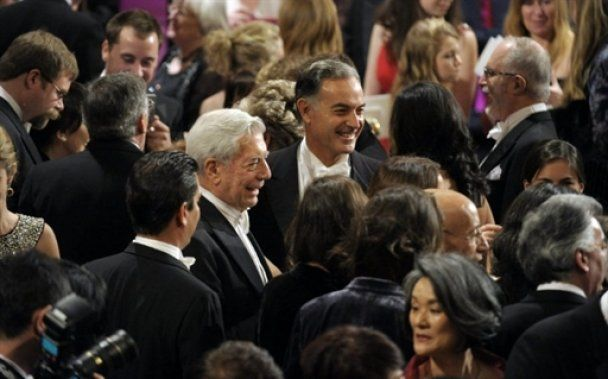 У Стокгольмі вручили Нобелівські премії-2010