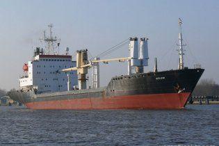 Біля берегів Іспанії затонув лісовоз з українськими моряками