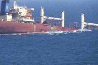 Біля берегів Ізраїлю затонув суховантаж з українським екіпажем