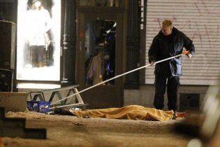 Теракт в Стокгольме: исламское духовенство осудило взрыв