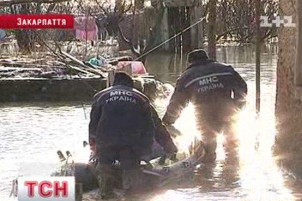 Эксперты: никакие противопаводковые меры не спасут Закарпатье