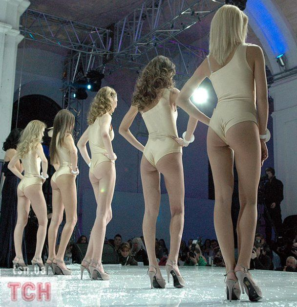 В Киеве выбрали Мисс Украина Вселенная-2011