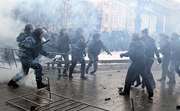 Футбольні фанати влаштували у Москві криваву бійню