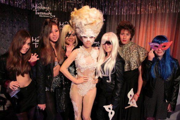 Lady GaGa в Лос-Анджелесі