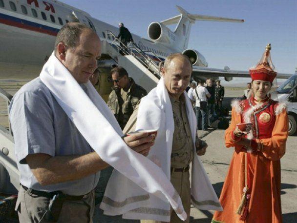 Путіна звинуватили у підкупі князя Монако: dacha та рибалка за олімпіаду в Сочі