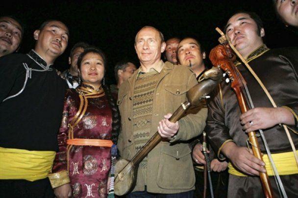 Путина обвинили в подкупе князя Монако: dacha и рыбалка за олимпиаду в Сочи