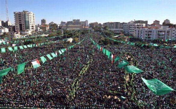ХАМАС відзначає 23-річчя_1