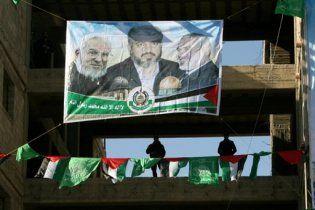 Ізраїль заарештував палестинських парламентарів та лідерів ХАМАСу