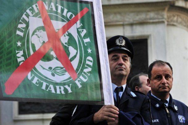 Страйкарі зупинили весь громадський транспорт в Греції
