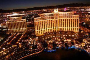 Банда мотоциклистов совершила дерзкое ограбление известнейшего казино Лас-Вегаса