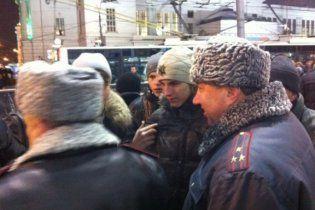 У Москві у сутичках постраждали близько 30 осіб