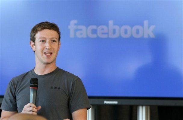 """Цукерберг встретился с актером, сыгравшем его в """"Социальной сети"""""""