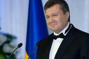 Янукович розповів, про свою боротьбу з бідністю