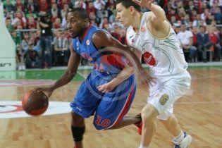 Російський ЦСКА вперше за 14 років опозорився у Євролізі