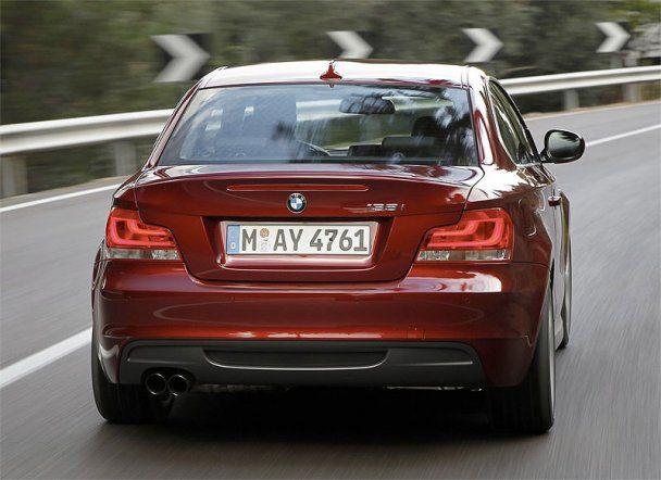Компания BMW обновила купе и кабриолет 1-Series