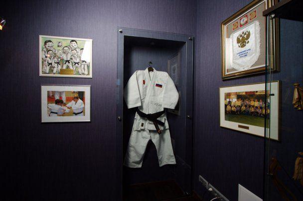 В России открыли музей Путина