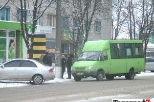 В Кременчуге водитель маршрутки умер за рулем