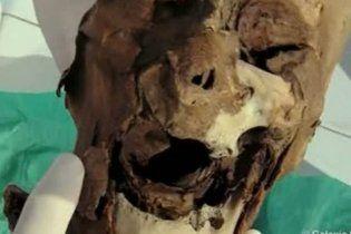 Найдена голова Генриха IV