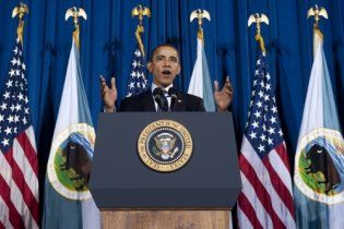 """Обама заявив про ослаблення """"Аль-Каїди"""" і """"Талібану"""" в Афганістані"""