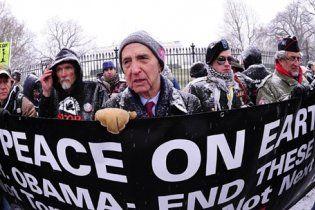В США арестованы протестующие против войны в Афганистане и в защиту WikiLeaks