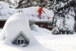 Погода в Украине на воскресенье, 19 декабря