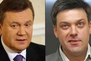 Конкурентом Януковичу на выборах 2015 года пророчат Тягнибока