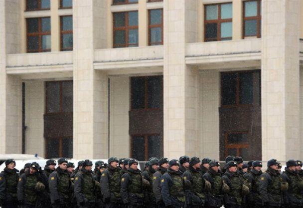 У Москві затримали 1200 потенційніх учасніків заворушень