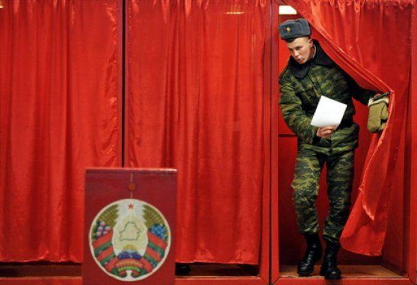 Вибори президента Білорусі відбулися