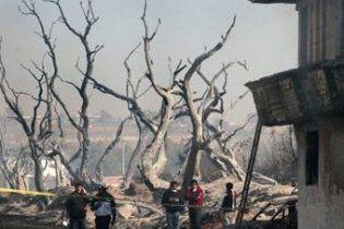У Мексиці  в  результаті  вибуху  на  нафтопроводі  загинуло  27 людей