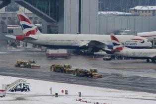 Аэропортам грозят штрафы за срыв полетов из-за непогоды