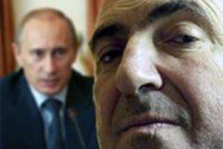 Березовский рассказал, как Путин отобрал у него ОРТ