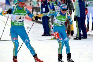 Україна визначилась зі складом на чемпіонат світу з біатлону