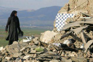 В Ірані стався землетрус: 16 постраждалих